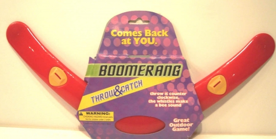 boomerang-throw-&-catch