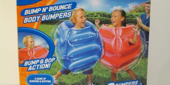 BANZAI BUMP N' BOUNCE BODY BUMPERS