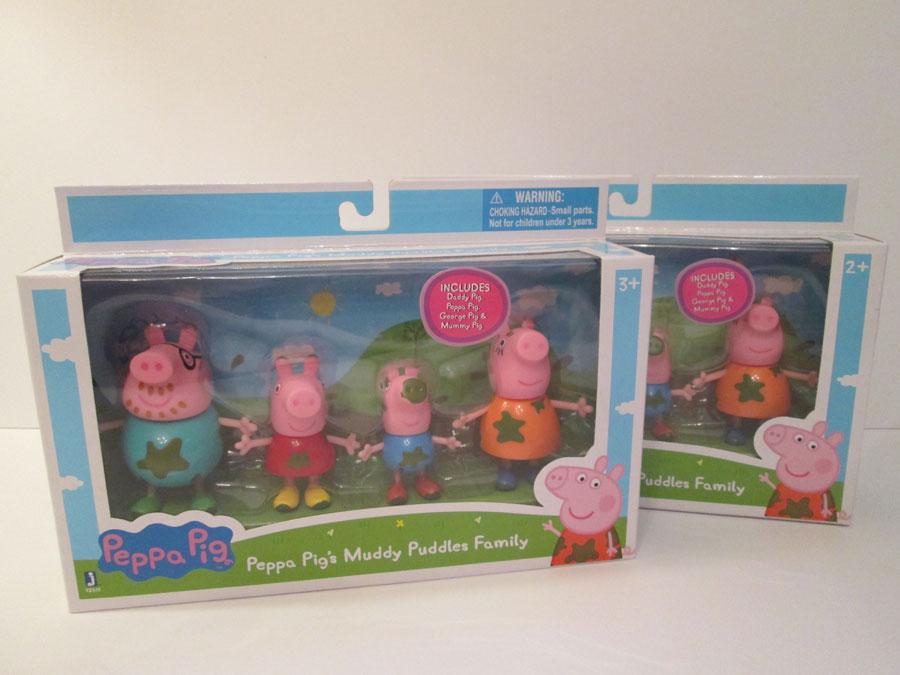 Peppa Pig Family