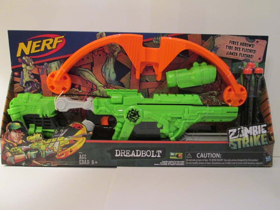 Nerf Crossbow + Nerf Stryfe · The POONBOW